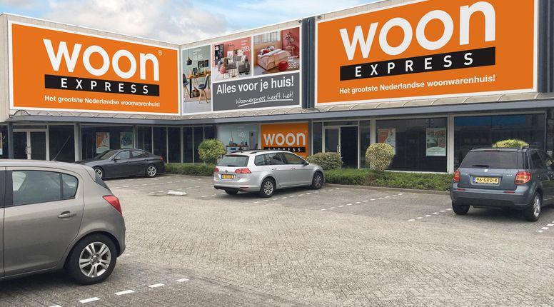 Foto van de vestiging van Woonexpress Woonexpress Breda - Meubels & woonaccessoires