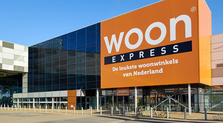 Foto van de vestiging van Woonexpress Woonexpress Zuidoost