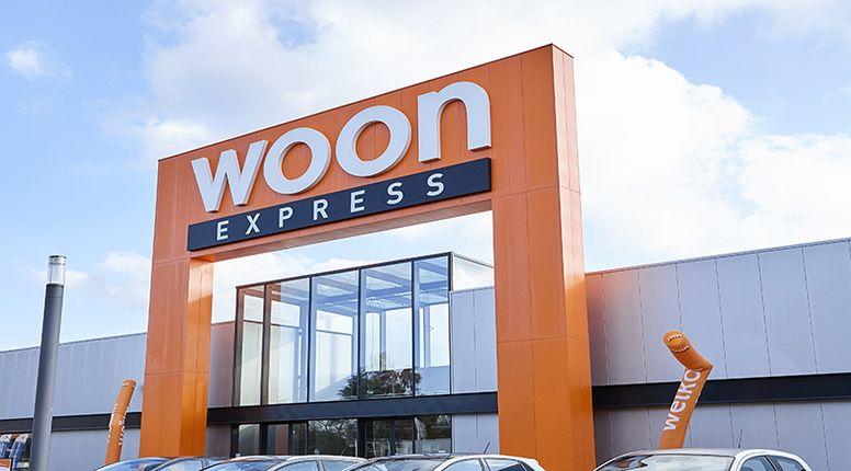Foto van de vestiging van Woonexpress Woonexpress Waalwijk - Meubels & woonaccessoires