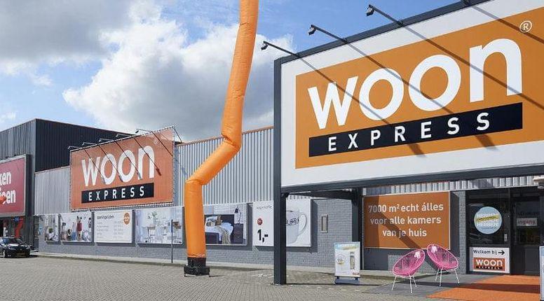 Foto van de vestiging van Woonexpress Woonexpress Duiven - Meubels & woonaccessoires