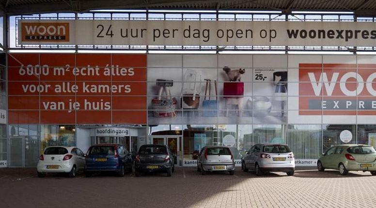 Foto van de vestiging van Woonexpress Woonexpress Beverwijk - Meubels & woonaccessoires